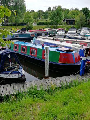 40' Traditional narrow boat