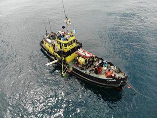 Fleet Tender Lamlash