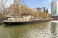 8,000 sq. ft. stunning motor barge for sale, E14