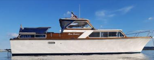 1970 Storebro Royal Cruiser 34