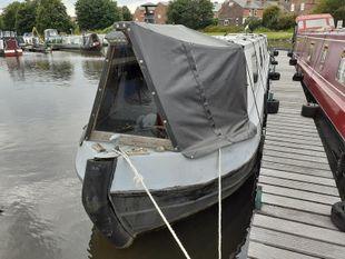 Under Offer Rowan 54ft Semi Trad built 1989 by Viking Boats £31,995