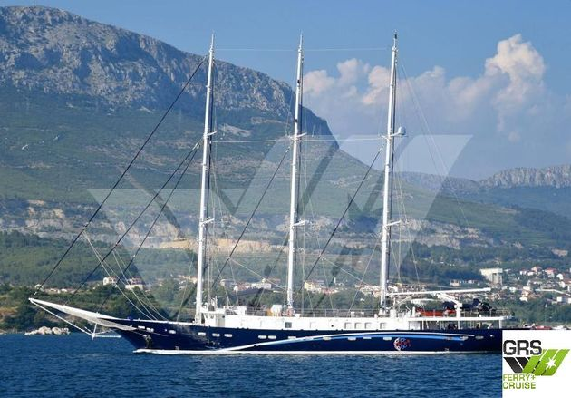 63m / 36 pax Cruise Ship for Sale / #1091239
