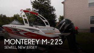 2019 Monterey M-225