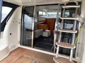 Cranchi 40 Atlantique - Cockpit