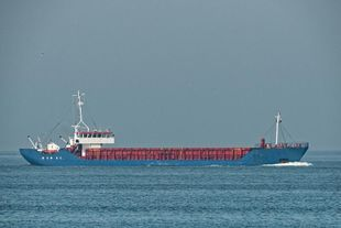 General Cargo Ship abt.  2300 DWT built 1983 in Germany