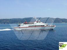 39m / 243 pax Passenger Ship for Sale / #1038101