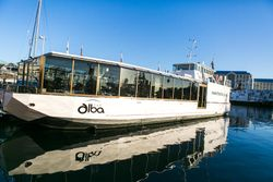 76 seater Restaurant Barge for sale