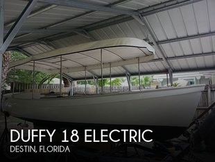 1990 Duffy 18 Electric