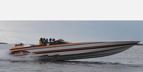 Carine Yachts  - Luxury Yacht Brokerage | Cigarette 46 Rider XP 2010 | Photo 1