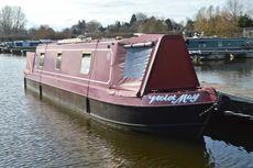 35ft Cruiser Stern Narrowboat