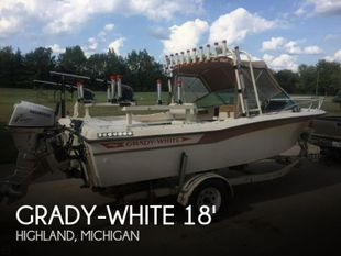 1982 Grady-White 196 Atlantic