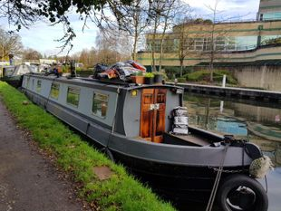 Under Offer 55ft Crusier Stern Narrowboat