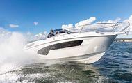 New Karnic SL800 twin cabin sports boat