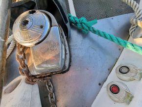 Colvic 31 Sailor - Windlass