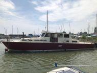 1991 Replica Boat Torpedo Boat