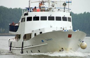 Tarmo - research vessel