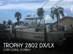 2000 Trophy 2802 DX/LX