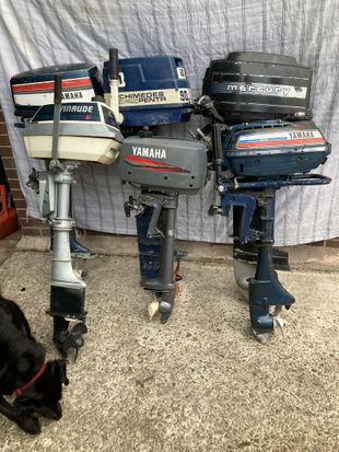 Engines for spares