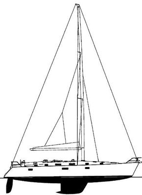 Beneteau 50 Manufacturer Provided Image