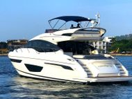 2017 Princess Yachts International S65