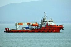 250' DP2 Support Construction Ship