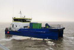 Damen Fast Crew Service Vessel - Windfarm Suppport / Crew Boat