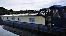 C'est La Vie  Collingwood WB with mooring option at Roydon Marina