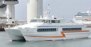 35mtr 200pax Fast Ferry