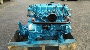 Thornycroft T80 (Mitsubishi) 35hp Marine Diesel Engine Package