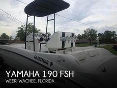 2017 Yamaha 190 FSH
