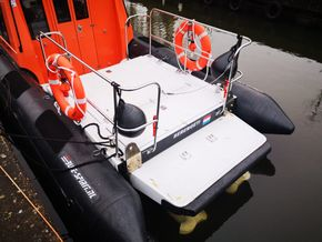 10 mtr Commercial Cabin RIB for sale or charter