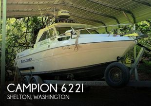 2005 Campion Explorer 622I