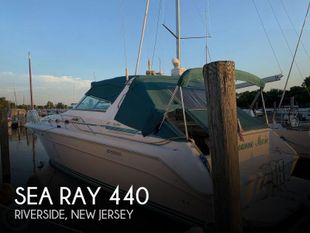 1994 Sea Ray 440 Sundancer 2010 Iveco 370 TURBO Diesels