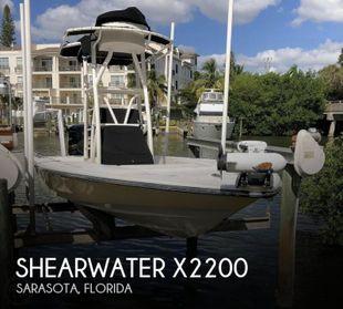 2016 Shearwater X2200