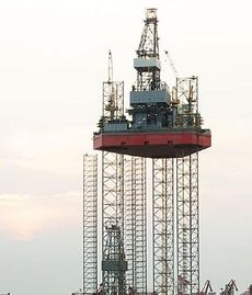 NB RESALE 400ft Jack-up Drilling Rig