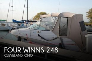 2006 Four Winns 248 Vista