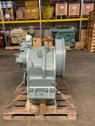 TWIN DISC MG 518-1 - 5.04-1 - SN 3R4493