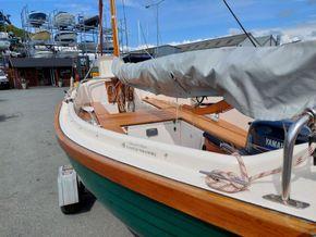 Character Boats Coastal Whammel Weekender - Looking Forward