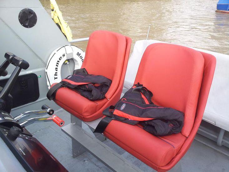 10.5m MCA Class 5  -23 pax Aluminium Tourism thrill ride vessel