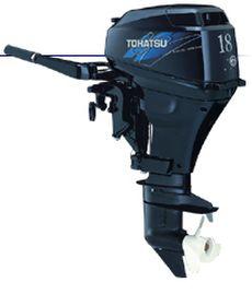 Tohatsu Four Stroke Series MFS18