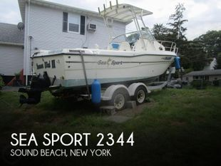 2001 Sea Sport 2344