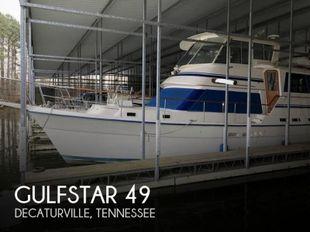 1986 Gulfstar 49