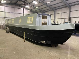 Brand New 57' Hybrid in  Construction