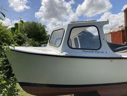 Plymouth Pilot 16 'Saucy Sally'