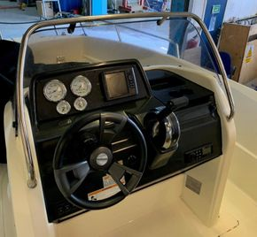 Console (for sale through Rock Marine Services Ltd)
