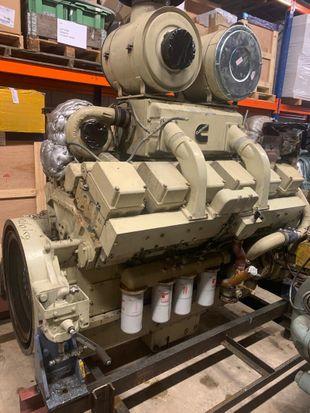 CUMMINS KTA38-M - 940HP -1800 RPM - SN 33121291