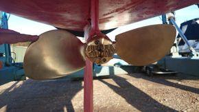 Darglow 14x10 ~RH Flexofold propeller