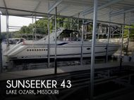1992 Sunseeker Thunderhawk 43
