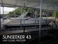 1992 Sunseeker Thunderhawk 43