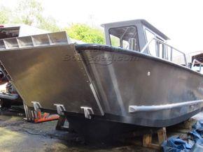 Landing Craft LC-823 Aluminium Workboat - Main Photo